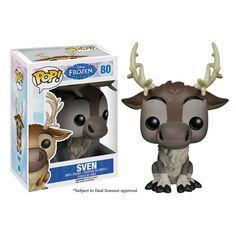 *NEED* Disney Frozen Sven Pop! Vinyl Figure - Funko - Frozen - Pop! Vinyl Figures at Entertainment Earth
