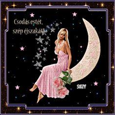 Csodás estét, szép éjszakát