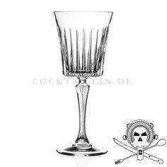 Edles Coupette/Crustaglas der Serie Melodia von RCR aus Florenz, Italien.    Perfekt geeignet für Drinks die typischerweise in eine Cocktailschale  serviert werden, alternativ auch als Gefäß für Sherry oder Süßwein geeignet.