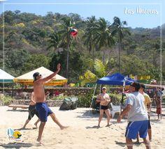 Good Morning! The vacations continue at the #beach #LasAnimas #PuertoVallarta ☀ B|