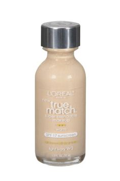 This was one of the first drugstore foundations I tried that really worked for me. I have a truly neutral skin tone — neither warm nor cool — and most foundations are too yellow or too pink for my complexion. I loved that with the second-lightest neutral shade, I found my perfect match! (The perfectly blendable, light texture didn't hurt, either.)