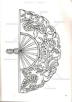 pergamano - Page 4 Embroidery Transfers, Hand Embroidery Patterns, Embroidery Designs, Doilies Crafts, Wedding Embroidery, Blackwork Embroidery, Parchment Craft, Quilling Patterns, Point Lace