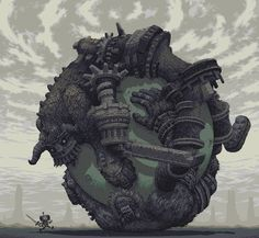 Ball of ruins