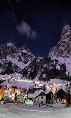 Corvara, Italy (by rinogas), province of South Tyrol, Trentino-Alto Adige