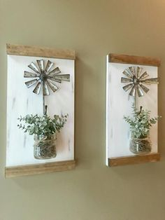 Windmill Farmhouse Sconces – Stacy Turner Creations