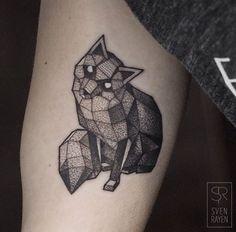 23 Meilleures Images Du Tableau Tatouage Renard Fox Tattoos