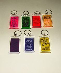 Remember when the more of these you had on your key ring the cooler you were?