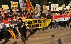 UK Vote on Syria: Democracy Can Win