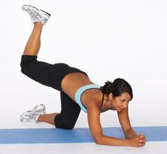 Looks like a good exercise? There is a better way to exercise your glutes. Health Guru, Health Class, Health Trends, Women's Health, Pregnancy Health, Pregnancy Workout, Womens Health Magazine, Healthy Women, Health Motivation