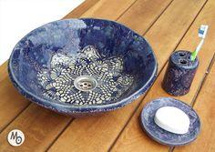 Ceramic washbasin www.ceramika-opole.pl Małgorzata Orlik