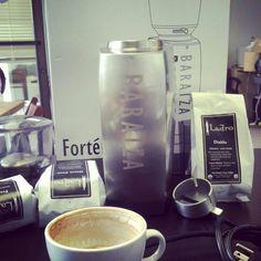 *NEW* Baratza Forte ceramic burr coffee grinder   July 2013 release date