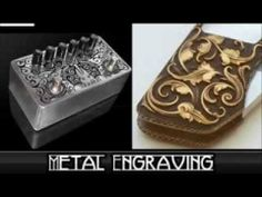 Metal Engraving Tools - Personalize Your Gifts With Engraving Tools - YouTube