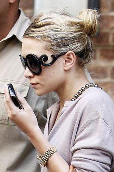 sunglasses #olsentwins #prada