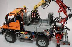 LEGO MINDSTORMS NXT 8110 Unimog (Full auto, A.I)
