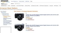 [X뉴스] 후지필름 X-E1, 아마존 닷컴 Best Seller 1위!     축하해주세요! 후지필름 카메라의 새 모델 X-E1이   아마존 닷컴에서 당당하게 1위를 차지했답니다.^-^     X-E1은 발표 시작부터 카메라 유저 분들에게     많은 관심과 사랑을 받았는데요!^^     이렇게 좋은 소식을 전해드려서   저도 기분이 너무 좋답니다.^-^     후지논 XF 렌즈와 16M APS-C X-Trans CMOS센서를 통해   고화질 이미지를 표현해내는 것이 특징인 X-E1 !     앞으로도 많은 관심과 사랑 부탁드립니다.^^