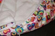 Как пошить зимний конверт для новорожденного своими руками 8