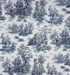 Jamestown Blue | Online Discount Drapery Fabrics and Upholstery Fabric Superstore!