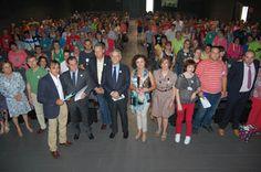 200 personas participan en el 8º Encuentro Provincial de personas con discapacidad de Cigales http://revcyl.com/www/index.php/sociedad/item/5996-200-personas-participan-en-el-8%C2%BA-encuentro-provincial-de-personas-con-discapacidad-de-cigales
