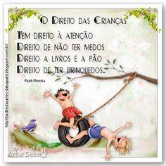 12 de outubro dia das crianças      12 de Outubro Nossas Crianças  O Direito das crianças  Ruth Rocha                                       ...