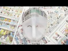 Máscaras de papel – EcoBrico