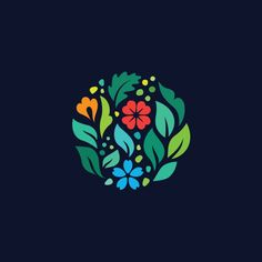 다음 @Behance 프로젝트 확인: \u201cFlower Power\u201d https://www.behance.net/gallery/31558561/Flower-Power