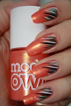 nice peachy color