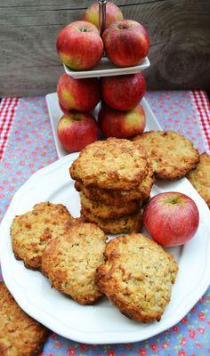 Apple Recipes, Sweet Recipes, Vegan Recipes, Cookie Vegan, Wonderful Recipe, Healthy Sweets, Food Porn, Food And Drink, Yummy Food