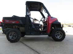 Used 2015 Polaris Ranger XP 900 EPS Sunset Red ATVs For Sale in Louisiana. 2015 Polaris Ranger XP 900 EPS Sunset Red, 2015 Polaris® Ranger XP® 900 EPS Solar Red Hardest Working Features The ProStar® Engine Advantage The RANGER XP® 900 ProStar engine is purpose built, tuned and designed alongside the vehicle resulting in an optimal balance of smooth, reliable power. The ProStar XP 900 engine was developed with the ultimate combination of high power density, excellent fuel efficiency and…