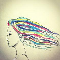 feel the colours