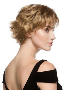 Short Haircuts For Fine Hair - Oval Face