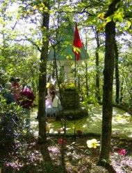 Land of Oz theme park at Emerald Mountain Properties and Vacation Rentals at Land of Oz