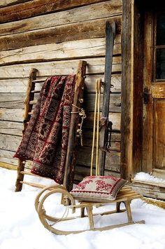Vive l'hiver en montagne