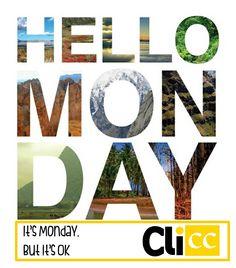 Feliz Lunes! #monday #lunes