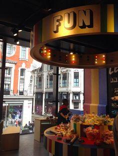 A peek at all the new LUSH fun Lush Fun, Lush Oxford Street, Best Lush Products, 4 Life, Broadway Shows