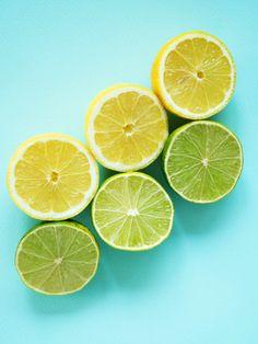 Sauer macht schön! Zitrusfrüchte sorgen durch ihren hohen Vitamin-C-Gehalt für eine reine Haut.