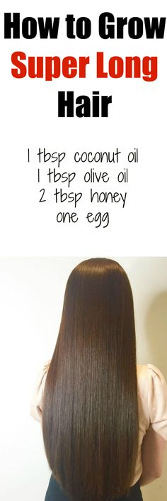 we'll show you how to grow super long hair! Whether your hair barely grows or grows at a normal rate, this hair growth technique can work wonders on even the thinnest and most damaged hair!