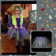 Joker tutu skirt