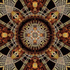 CenterViewSeries188 by FractsSH.deviantart.com fractal art made with mandelbulb 3d