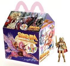 """She-Ra: Princess Of Power"" Happy Meal"