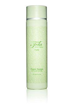 Tela Beauty Organics Curly Shampoo >>> Check this awesome product by going to the link at the image. (This is an affiliate link) Organic Shampoo, Organic Oil, Organic Face Wash, Lavender Seeds, Organic Brand, Organic Makeup, Color Guard, Hair Shampoo, Hair Conditioner
