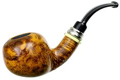 New Tobacco Pipes: Neerup Classic Smooth Bent Apple (2) at Smokingpipes.com