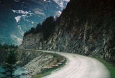 going-to-the-sun road | West Coast Grrlie Blather, Glacire Park Montana