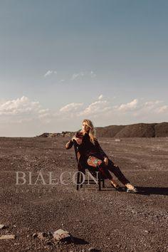 BIALCON Kolekcja JESIEŃ - ZIMA 2020/21    Foto: Jakub Saczuk  Produkcja / art direction: Aleksandra Oleszek Modelka: Sabina Latkowska Make up: Marta Wiola Video: Janik x Mierzejewski