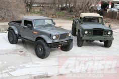 Mopar Jeep Nukizer M715  Beyond awesome.