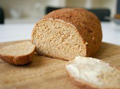 Hämmentäjä: Maukas piimälimppu Etelä-Pohjanmaalta. Tasty buttermilk rye bread from Southern Ostrobotnia, Finland.