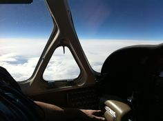 Cruising along in the Cessna citation bravo enroute to Jackson Hole.