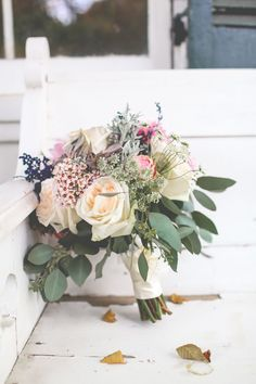 navy blush wild bouquet - Google Search