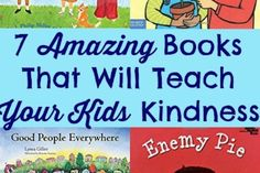 If you are looking for a meaningful and useful gift, then check out my 7 Amazing Books That Will Teach Your Kids Kindness list.