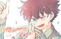WawoongE (HAPPY BIRTHDAY TO YOU, KAITO!!! ♥)