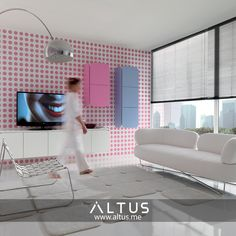 It-is system by Euromobil, made in Italy. www.Altus.me #InteriorDesign #Luxury #furniture #storage #contemporary #modern #home #design #madeinitaly #interiors